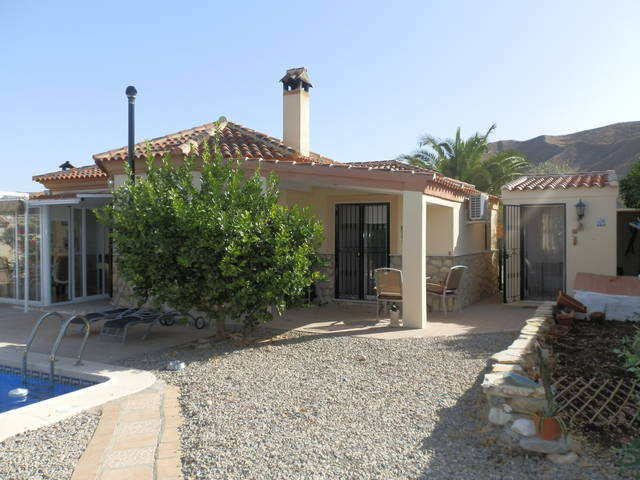 SPA61: Villa for Sale in Arboleas, Almería